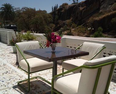 Terrace Dinning
